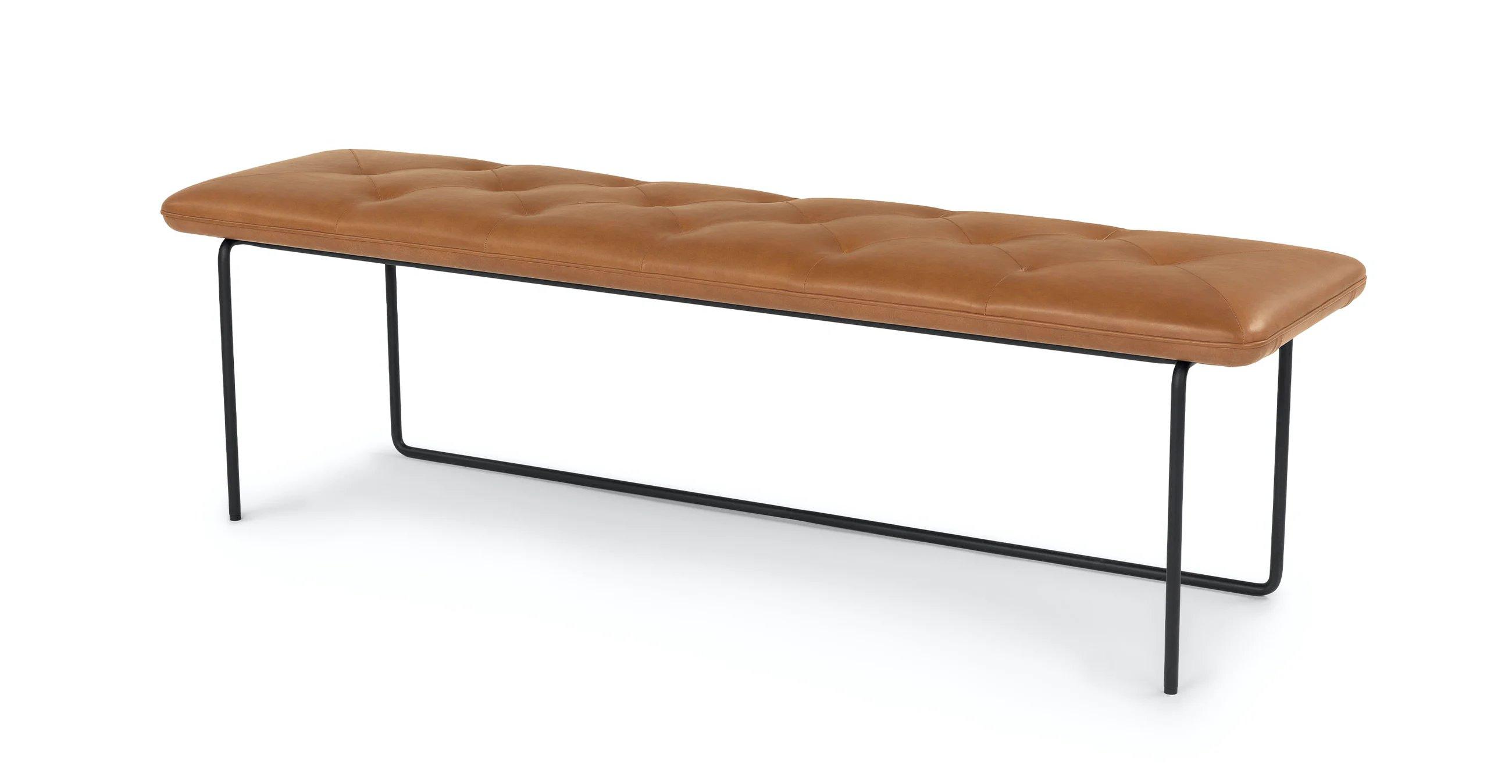 Level Bella Caramel Bench