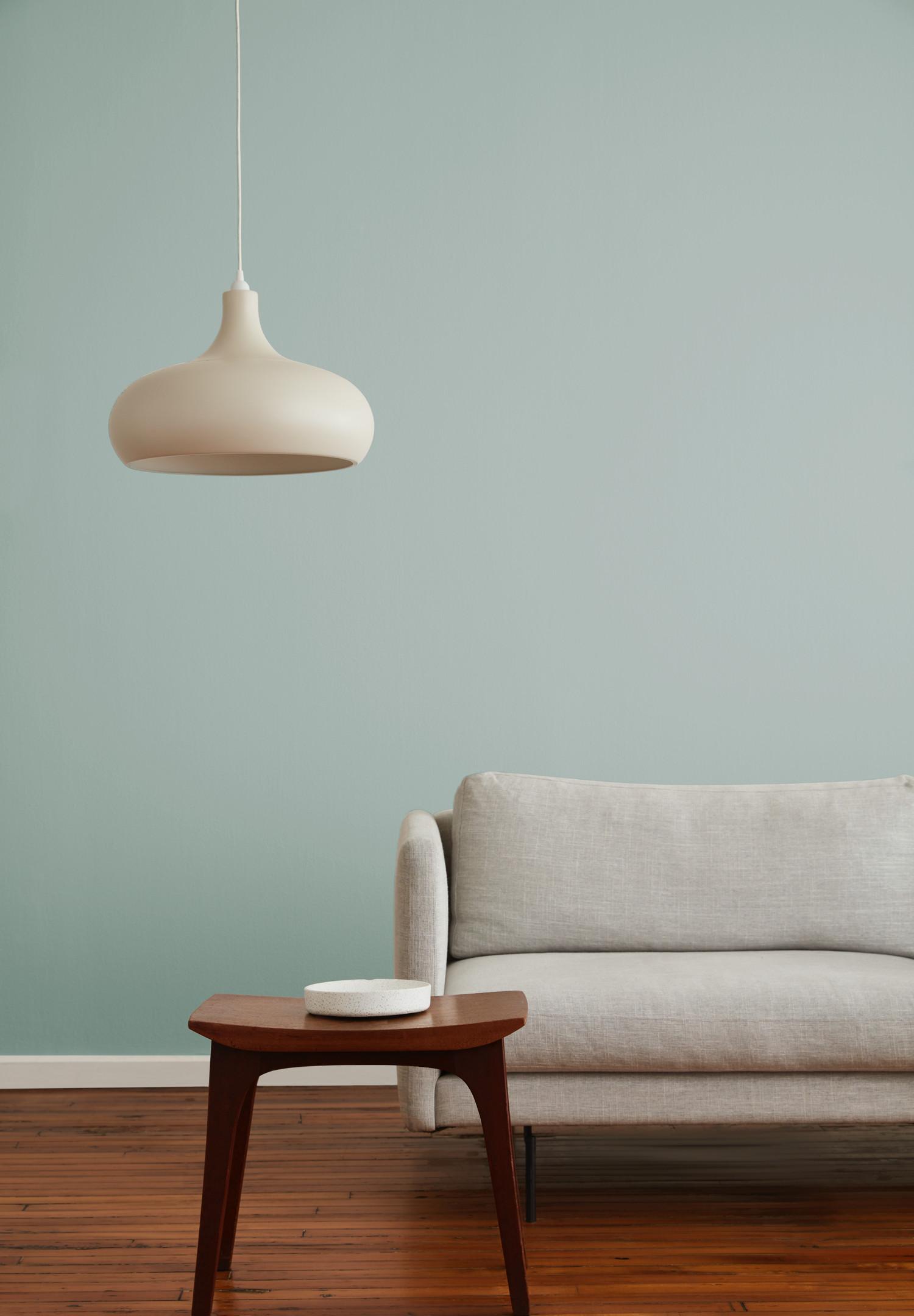 Clare Paint - Grayish - Wall Swatch