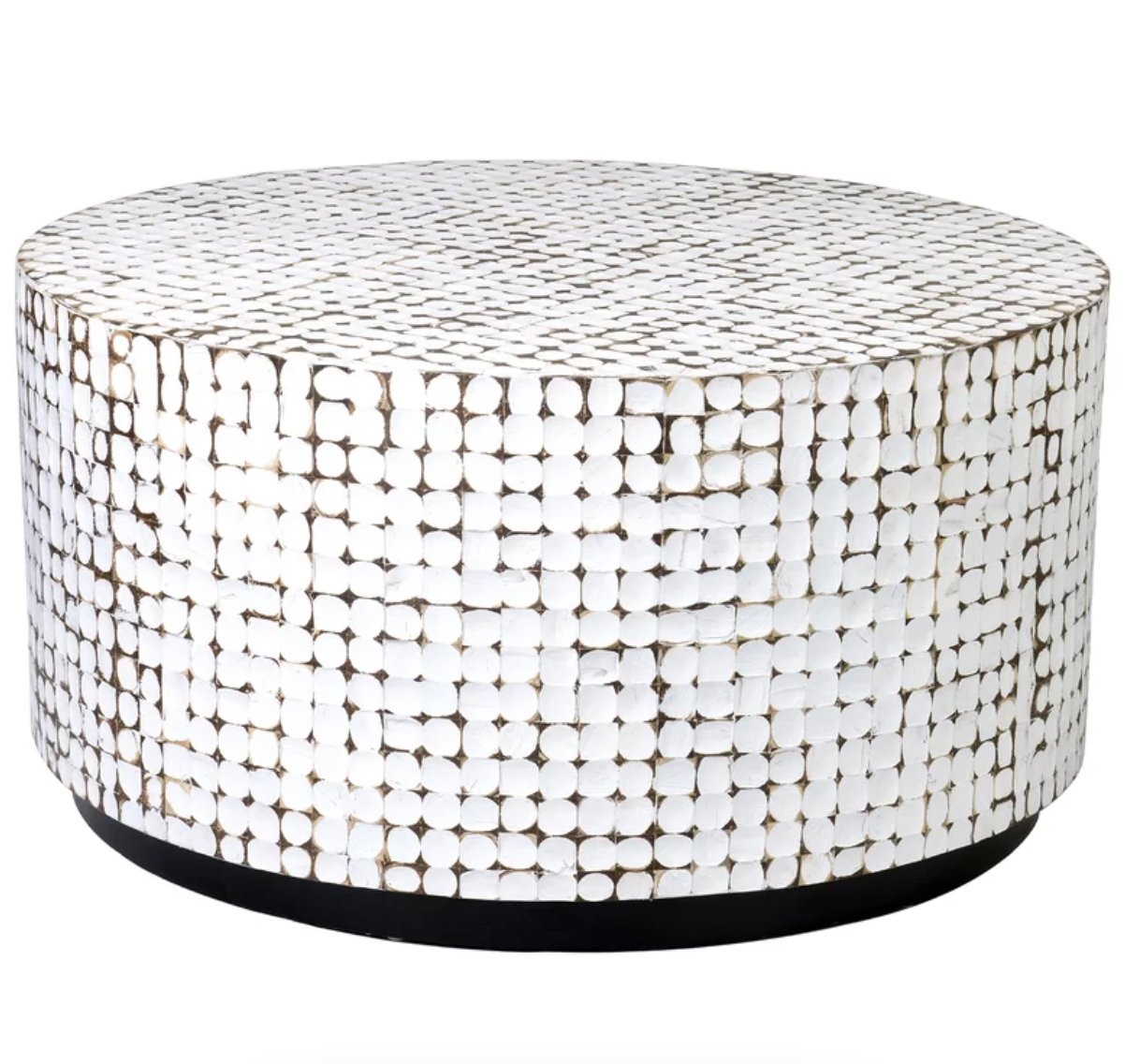 Teres Drum Coffee Table