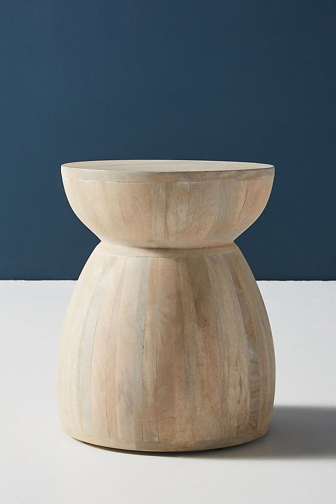 Betania Side Table By Anthropologie- petite
