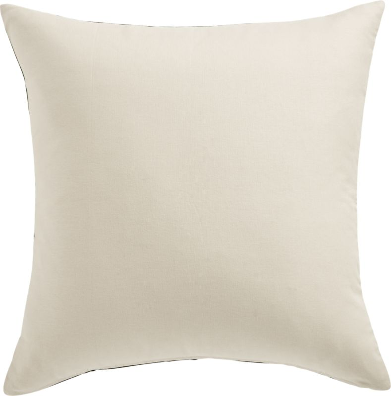 """23"""" Leisure Olive Green Pillow with Down-Alternative Insert"""