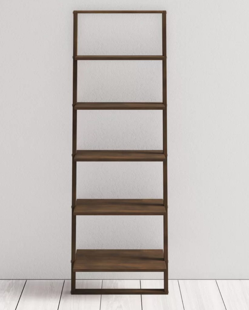 Clintwood Ladder Bookcase