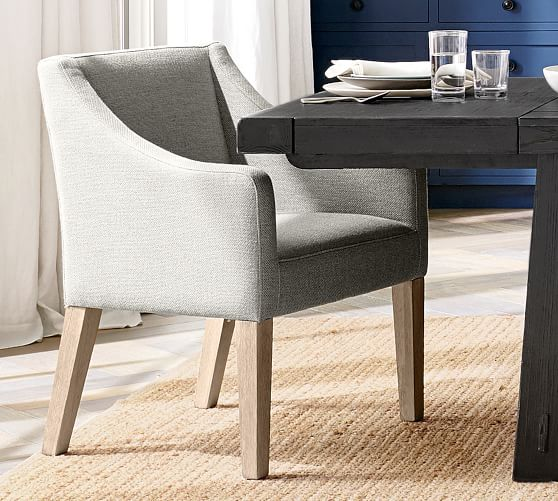 Modern Dining Room Idea By Marsha Havenly, Wayfair Dining Room Side Chairs