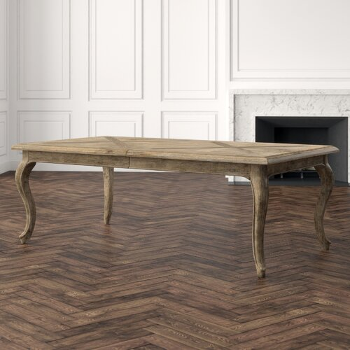 CAMPANIA EXTENDABLE DINING TABLE