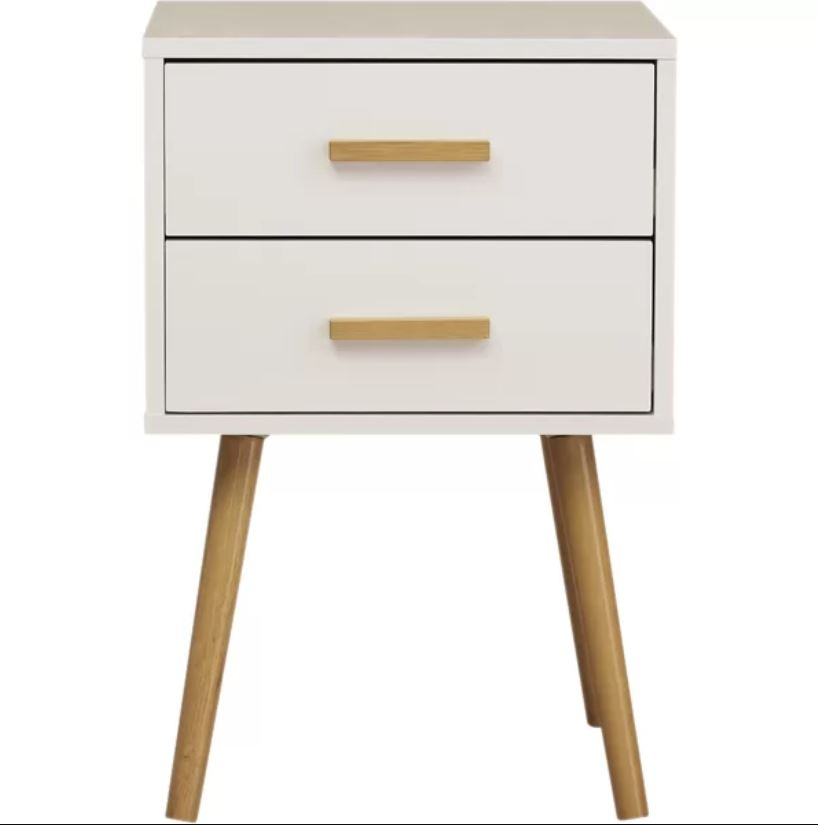 Delilah End Table With Storage