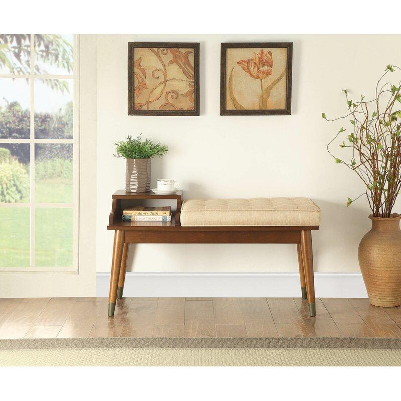 Vachon Upholstered Storage Bench