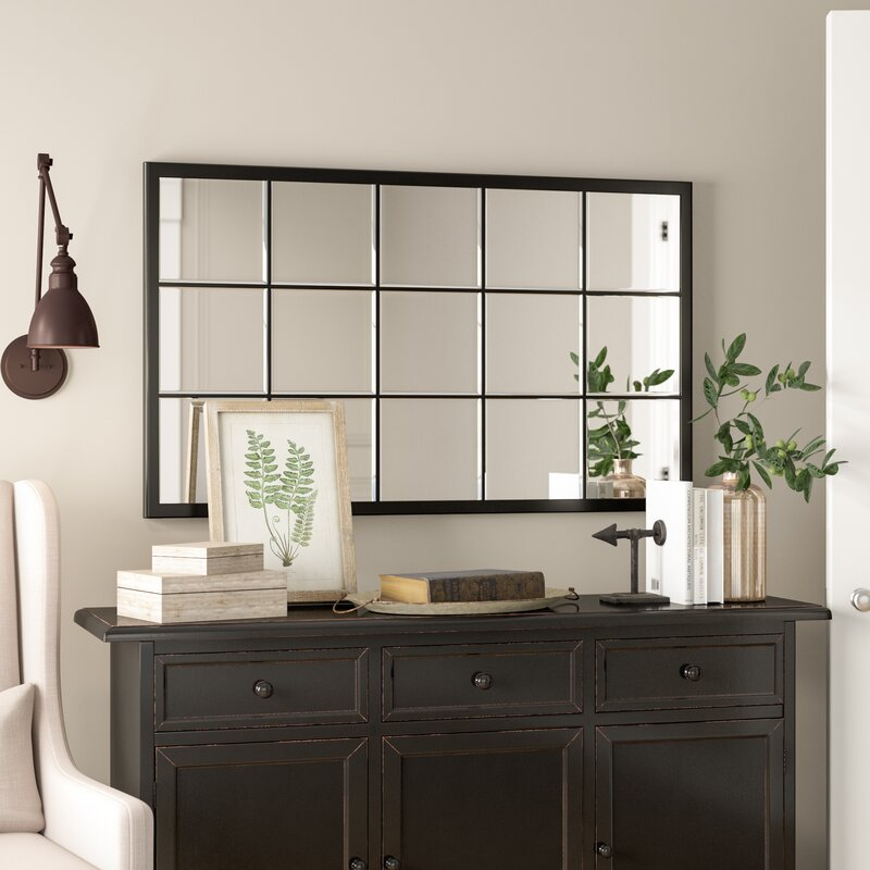 Suffolk Traditional Accent Mirror