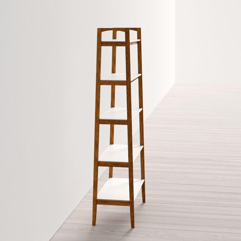 Burnes 74.125'' H x 31'' W Bookcase