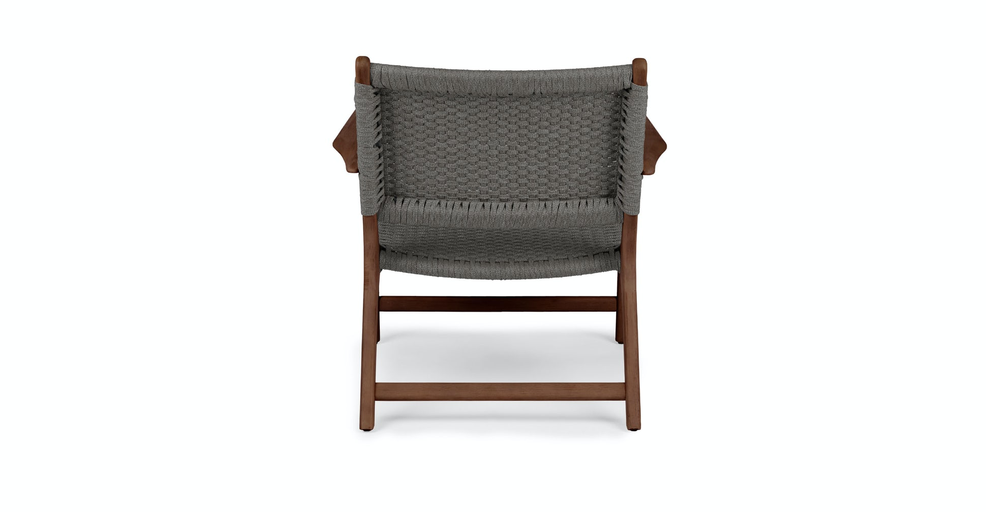 Reni Freckle Gray Lounge Chair