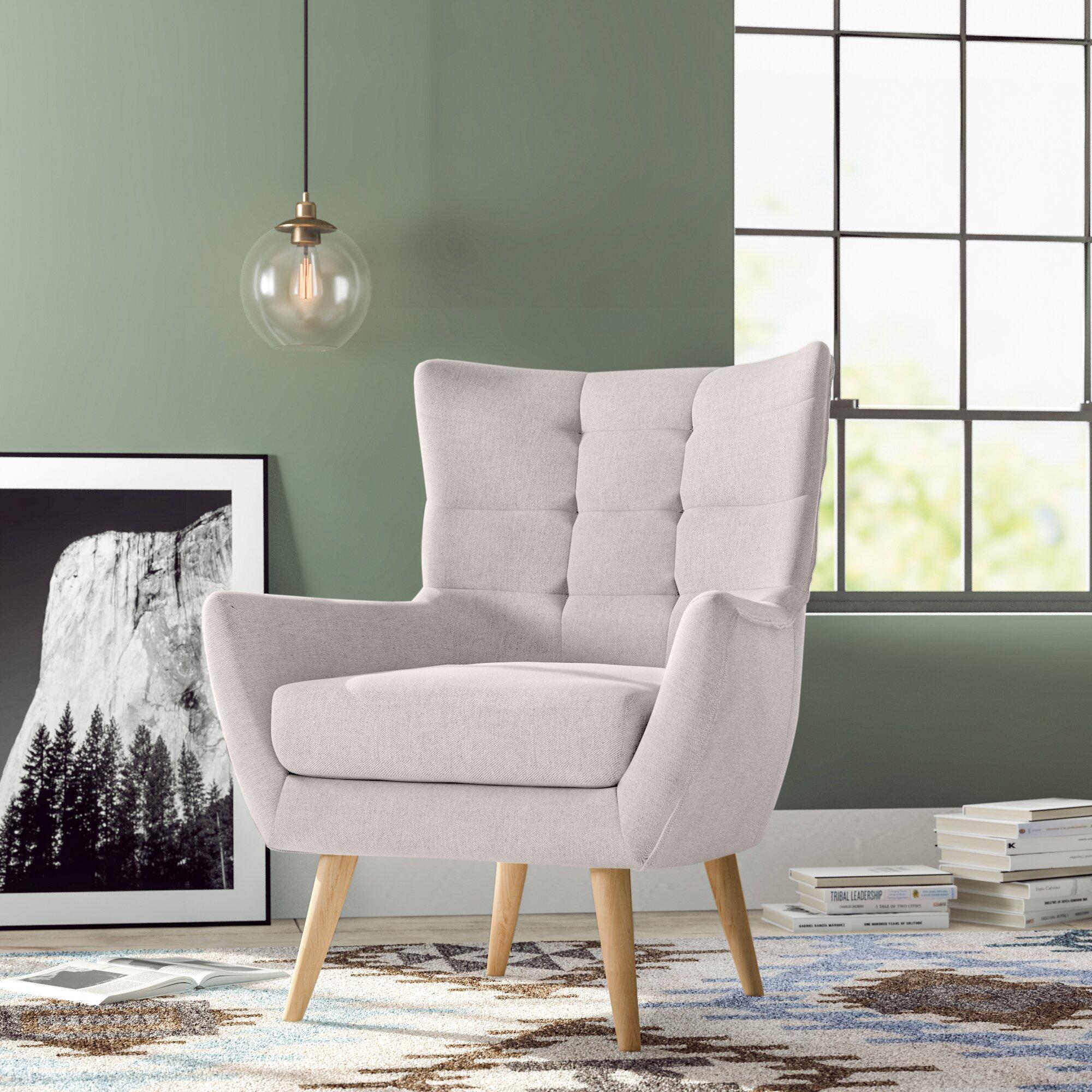 Caroyln Wingback Chair