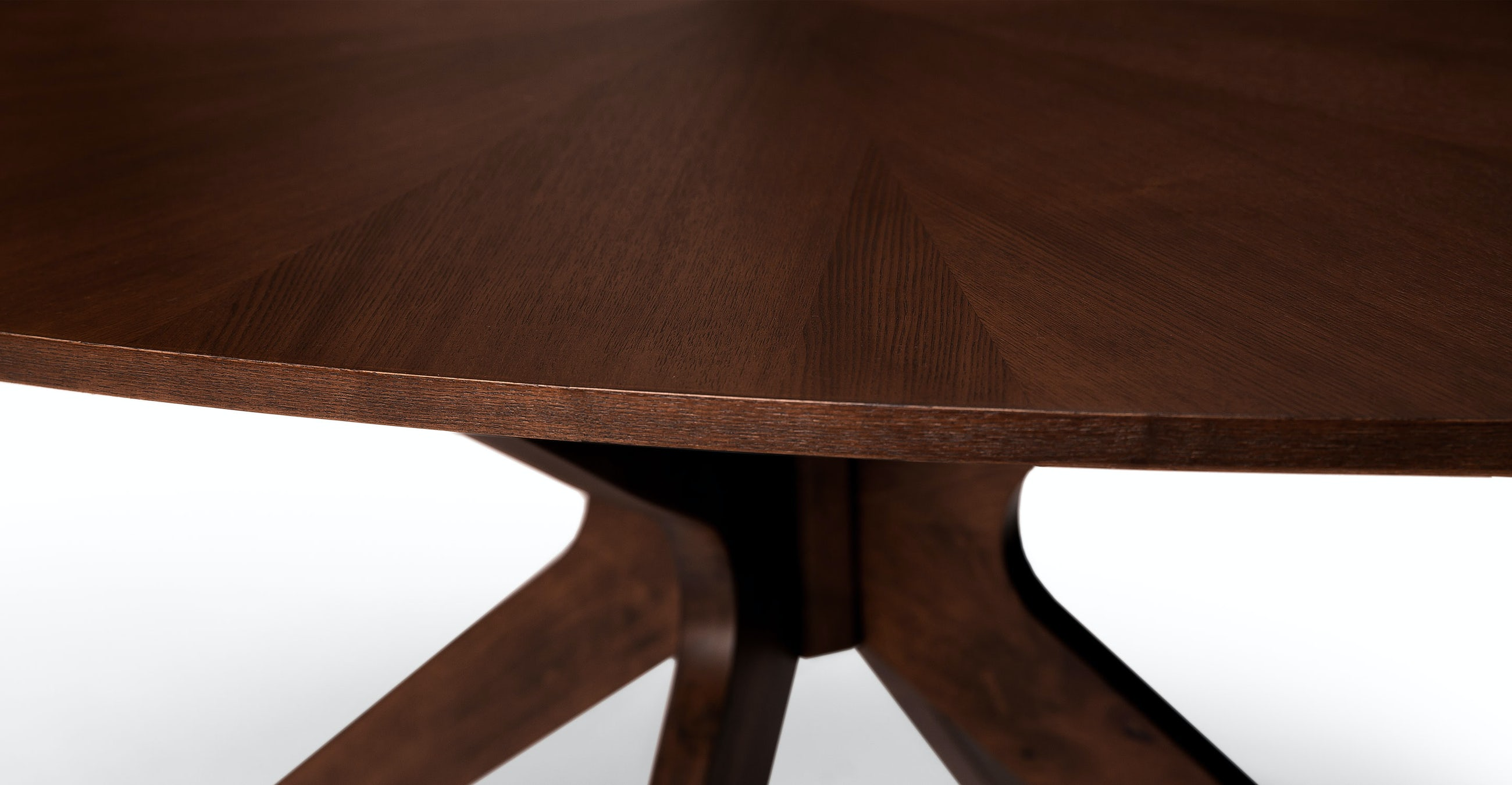 """Conan 75"""" Oval Dining Table"""