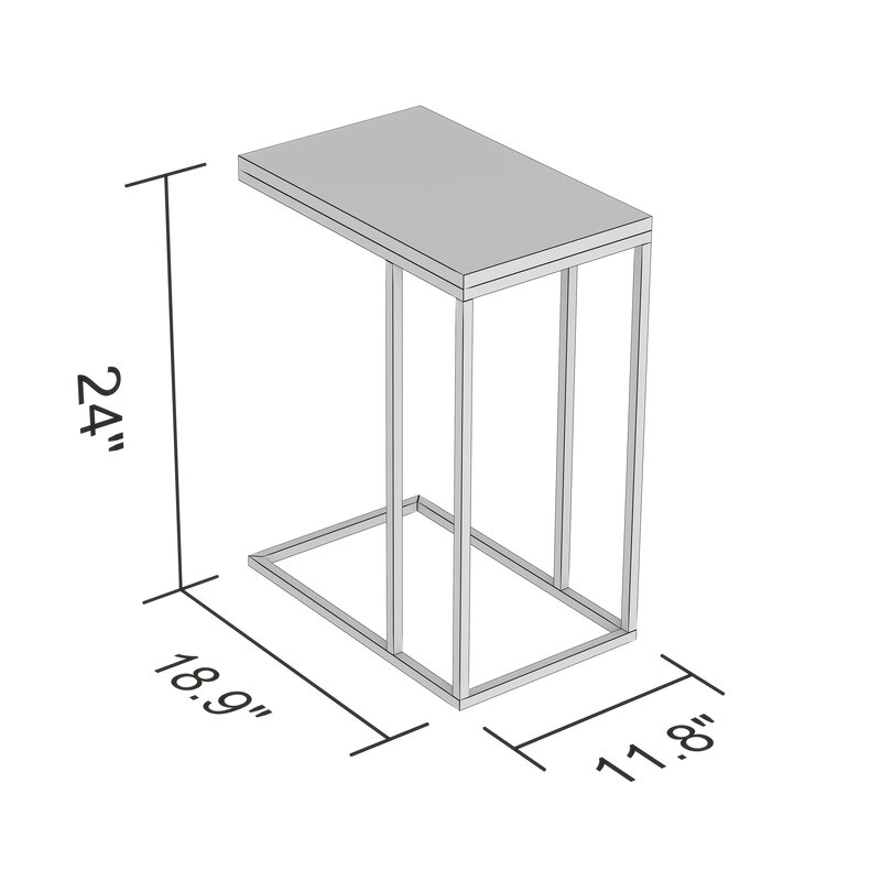 Caceres End Table