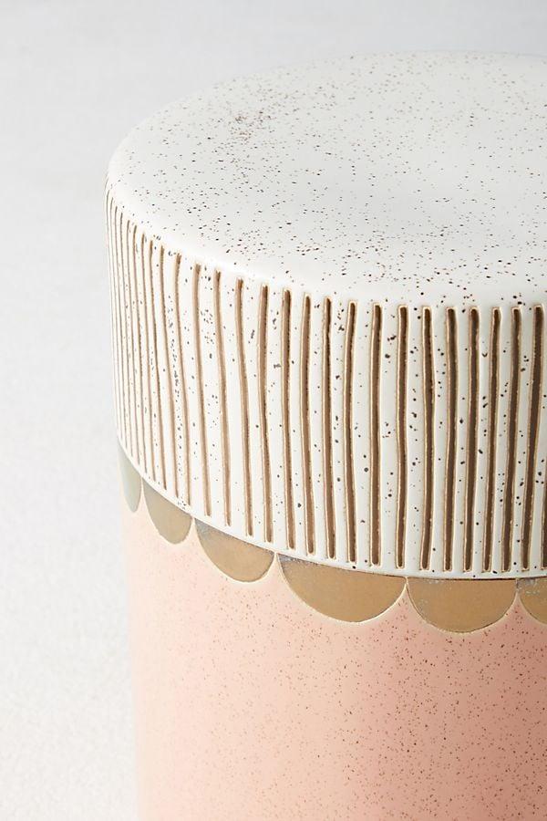 Cathy Terepocki Ceramic Stool