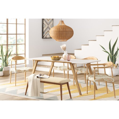 Amelia Solid Wood Dining Chair