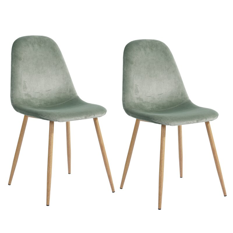 Eckard Fabric Upholstered Side Chair