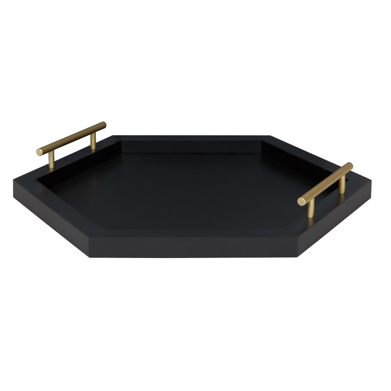 Dionisio Accent Ottoman Table Tray