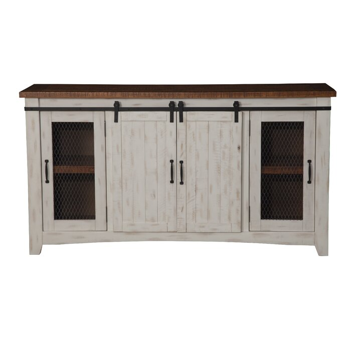 Octavia Solid Wood TV Stand for TVs up to 70 inches