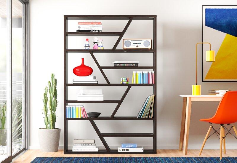 Swarey Geometric Bookcase