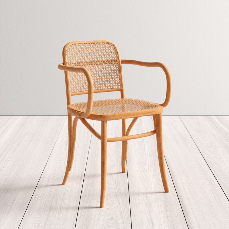 Atticus Solid Wood Dining Chair