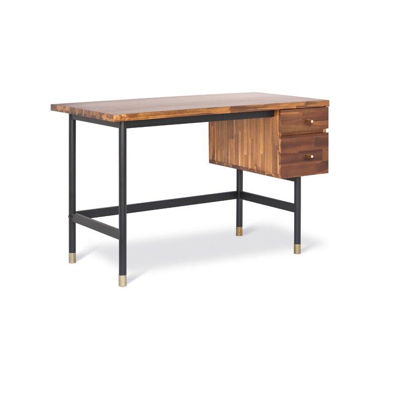 Scotty Solid Wood Desk
