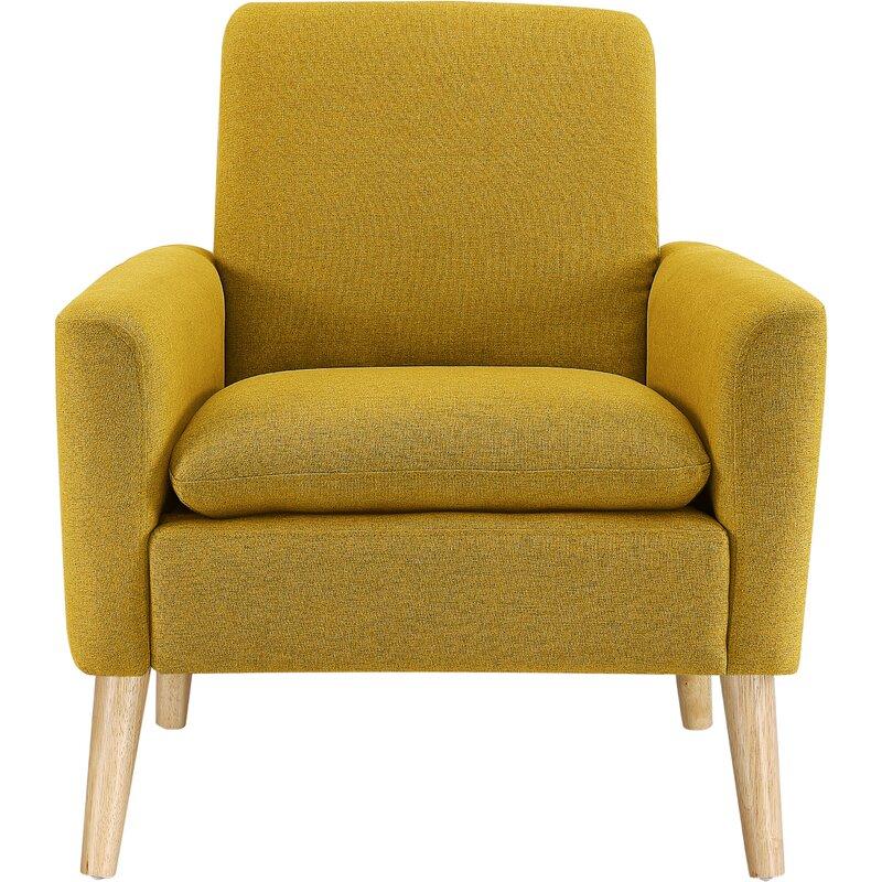 "Skiles Microfiber 21"" Armchair"
