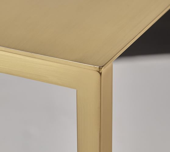 """Hoffman Console Table, 36"""""""