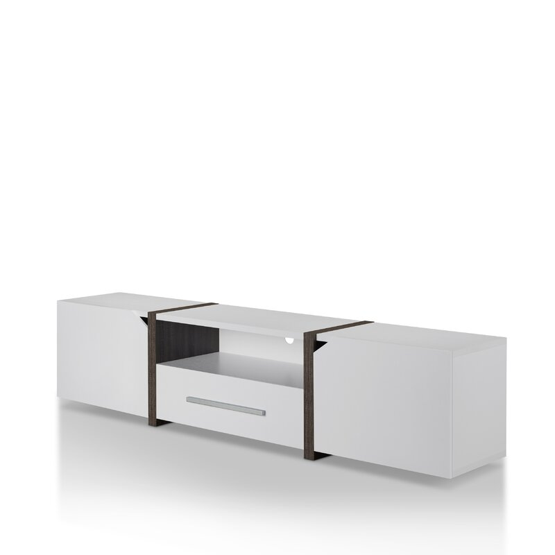 Quaniece TV Stand for TVs up to 88 inches