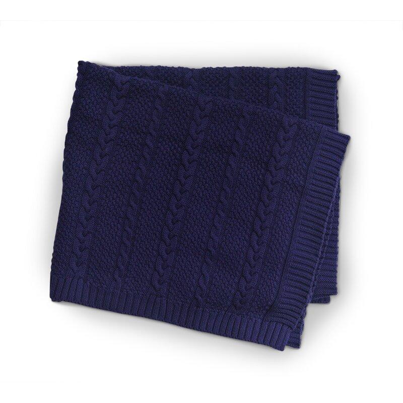 Hillside Pure Cotton Baby Blanket