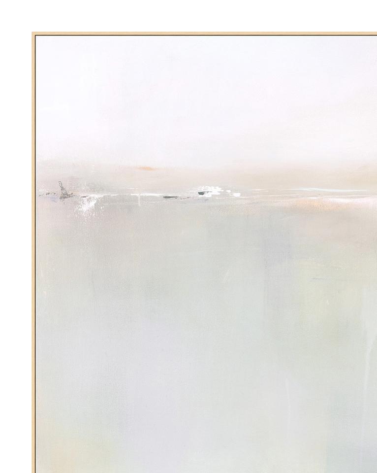 SPRING FOG 1 Framed Art