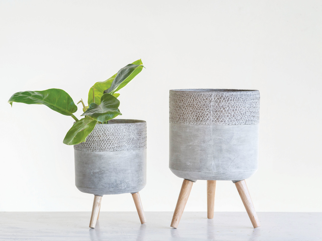 Stord Planters, Set of 2