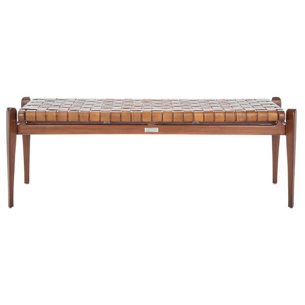 Soleil Solid Wood Bench