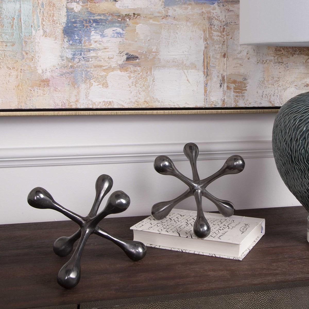 Harlan Black Nickel Objects, S/2