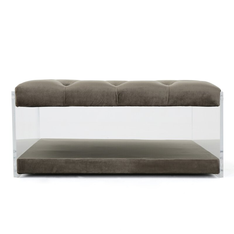 Bromley Tufted Cocktail Ottoman