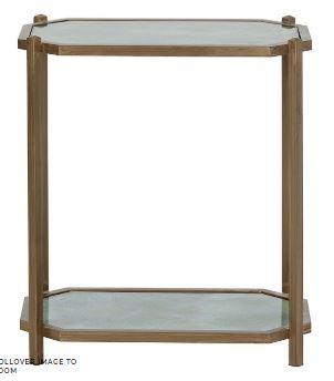 Kendall Rectangle Side Table  - Ballard Designs