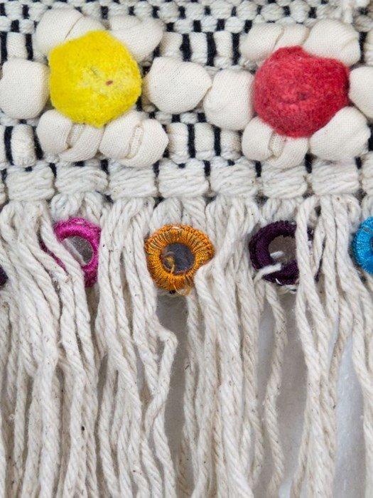 Colorful Macrame Wall Hanging