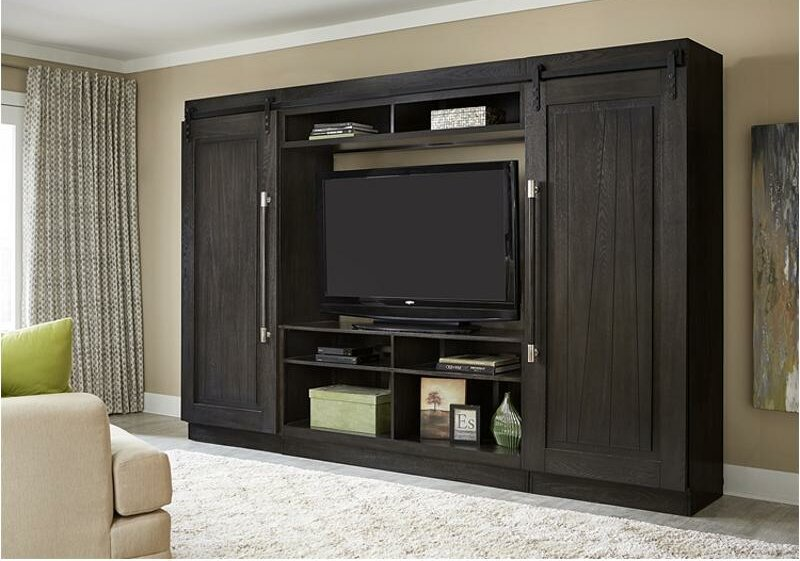 """Aaliyan Entertainment Center for TVs up to 60"""""""