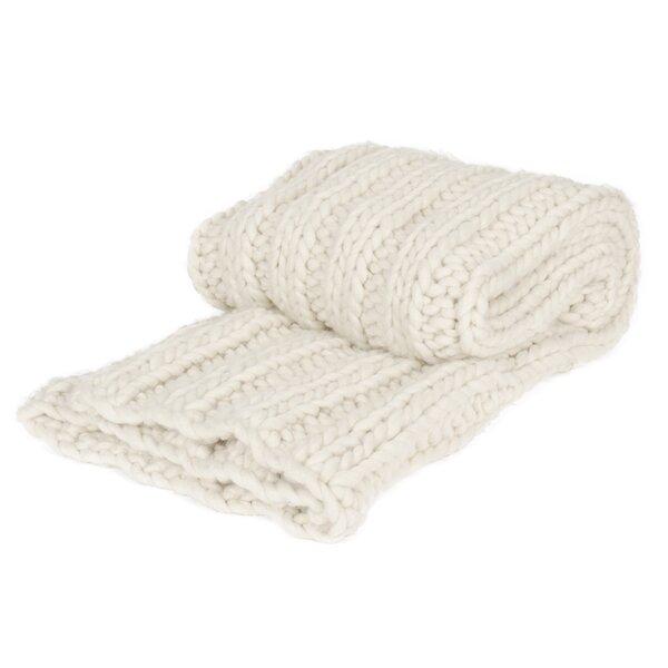 Vanburen Chunky Knit Throw