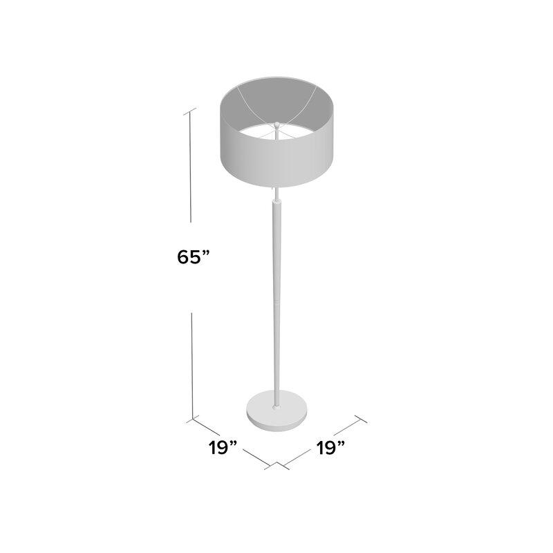 "Choncey 65"" Floor Lamp"
