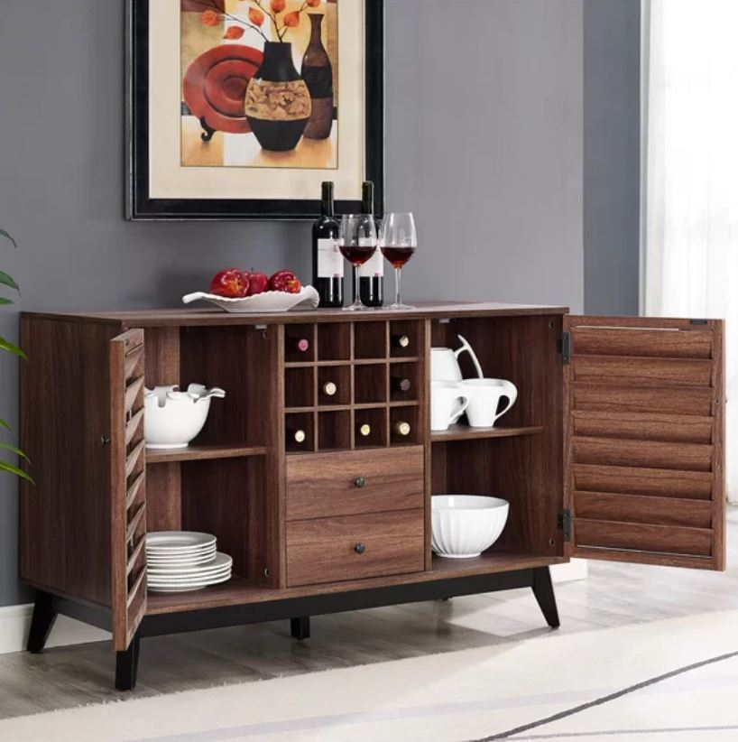 Dover Wine Bar Cabinet