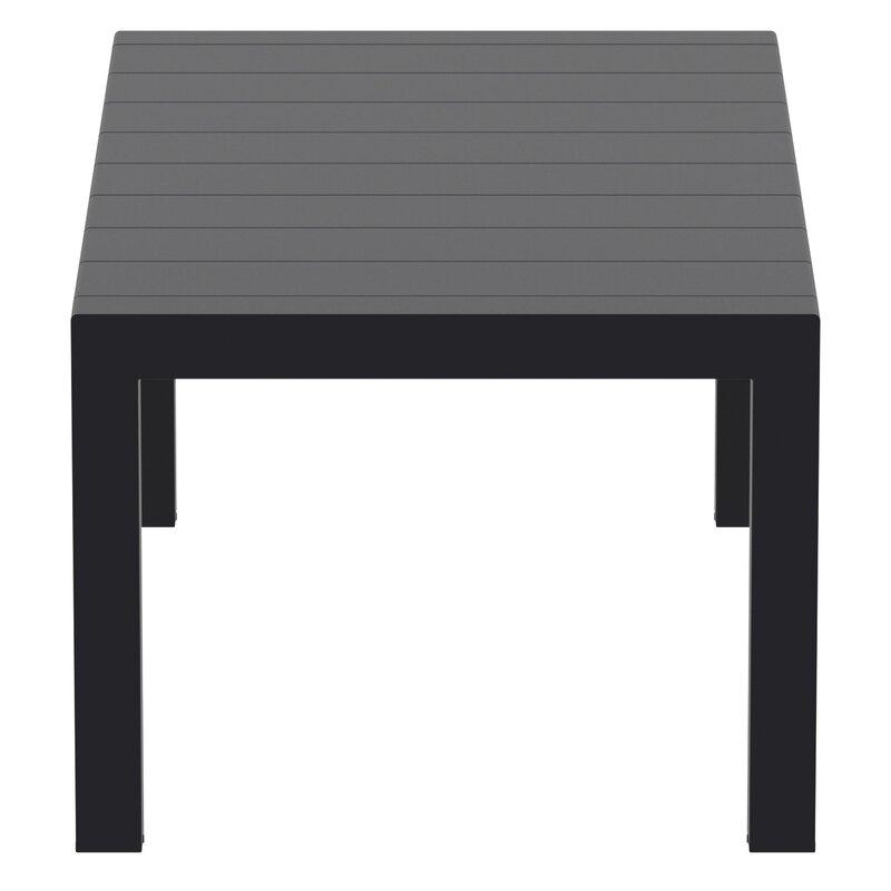 Curnutt Extendable Plastic Dining Table