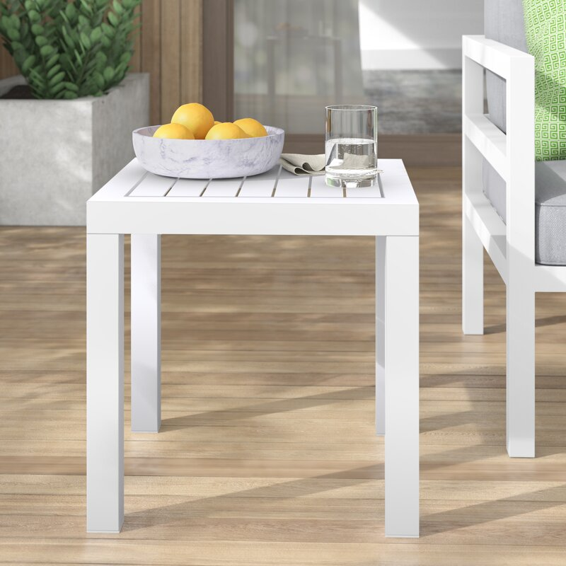 Melissus Plastic Side Table
