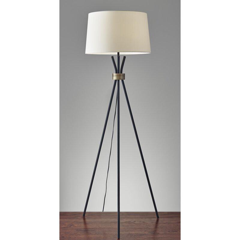 "Amara 60"" Tripod Floor Lamp"