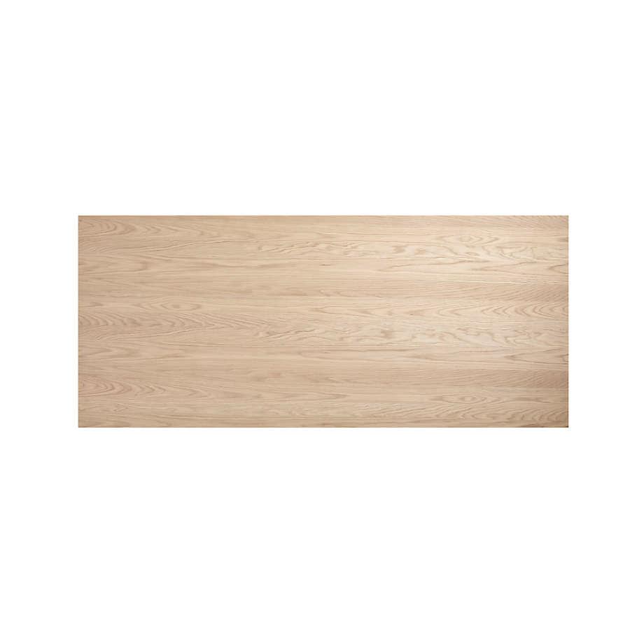 Van Natural Wood Dining Table