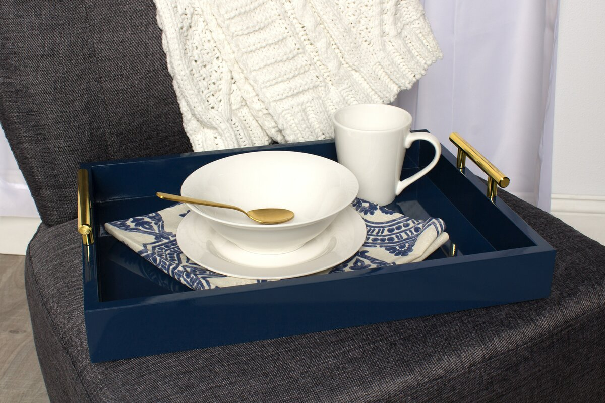 Hepner Coffee Table Tray