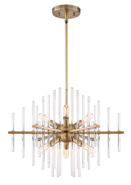 Yoselin 6 - Light Sputnik Sphere Chandelier