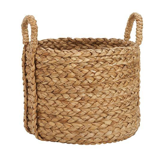 Beachcomber Extra-Large Round Basket
