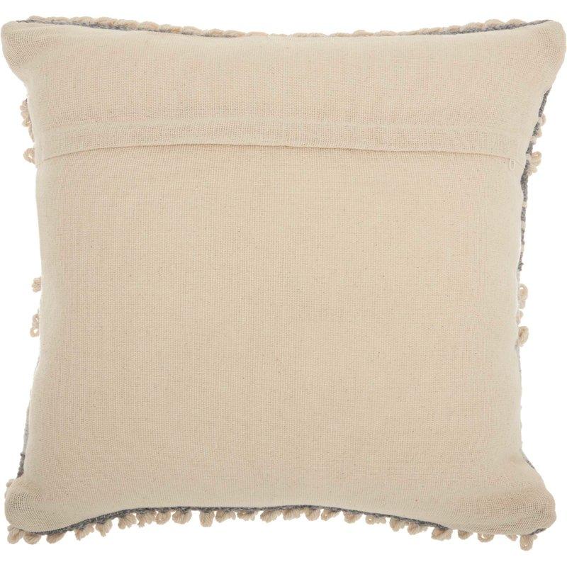 "Ellijay Striped 20"" Throw Pillow"