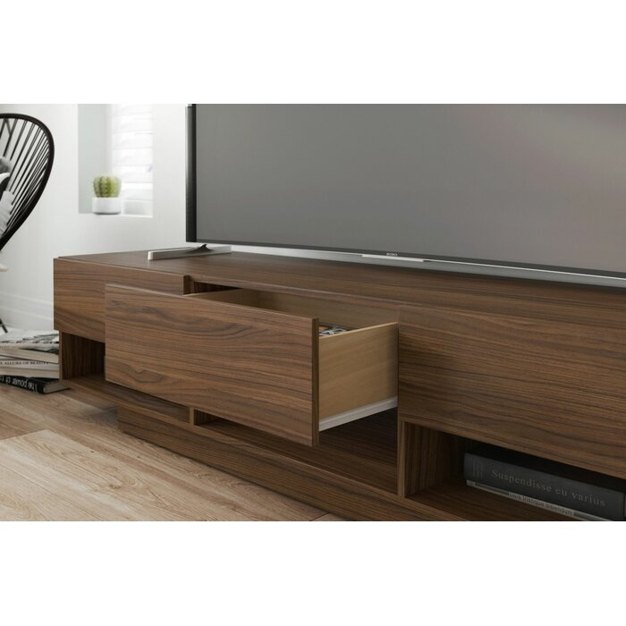 Ozgur TV Stand for TVs up to 78 inches