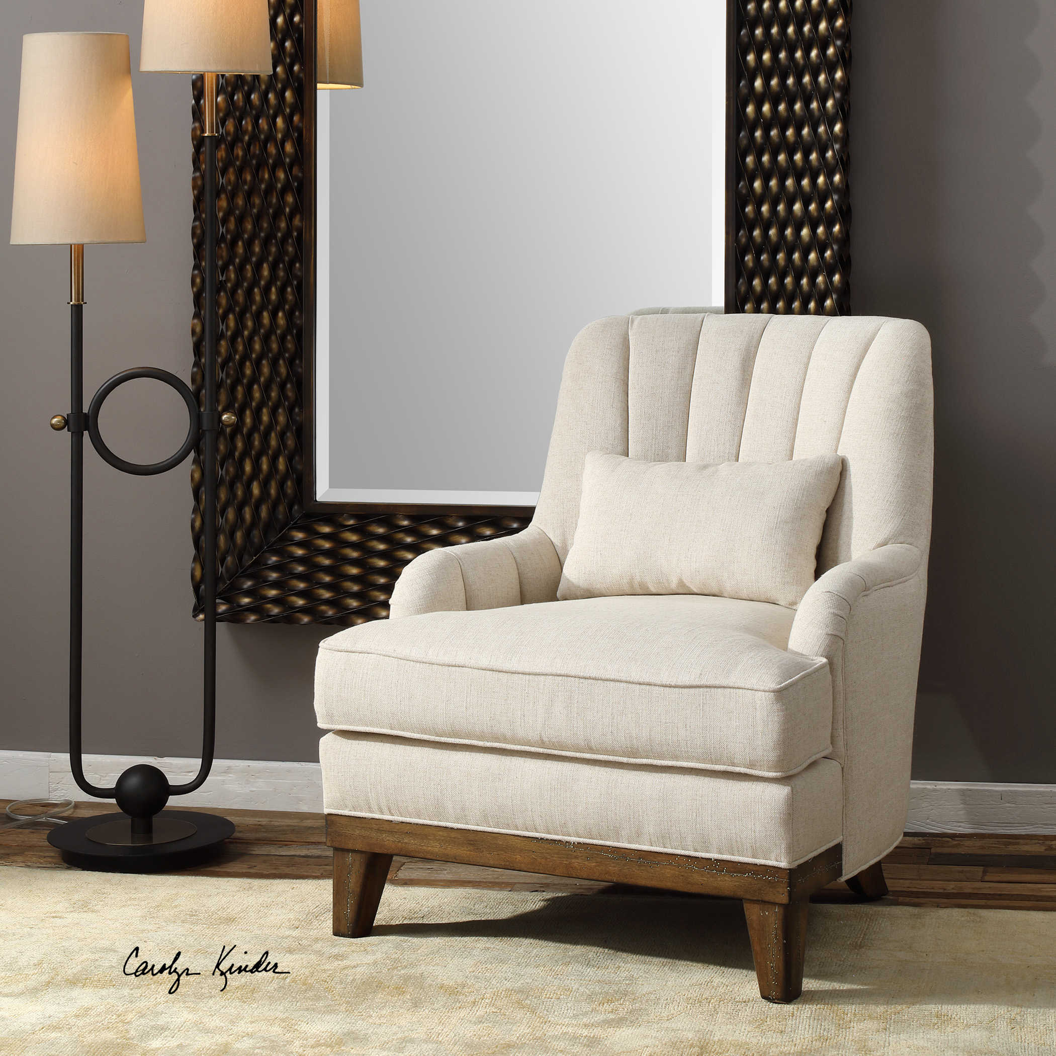 Denney, Accent Chair