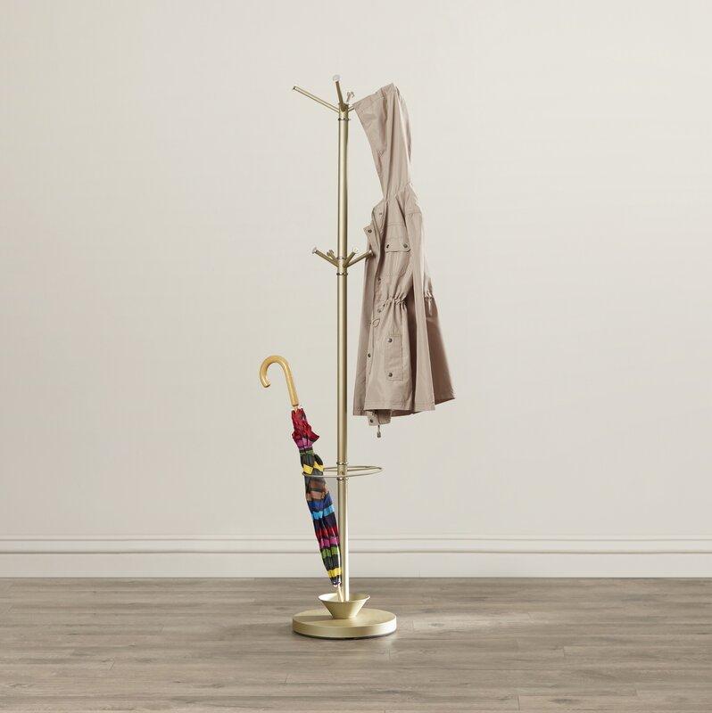 Ingleside Coat Rack with Umbrella Stand